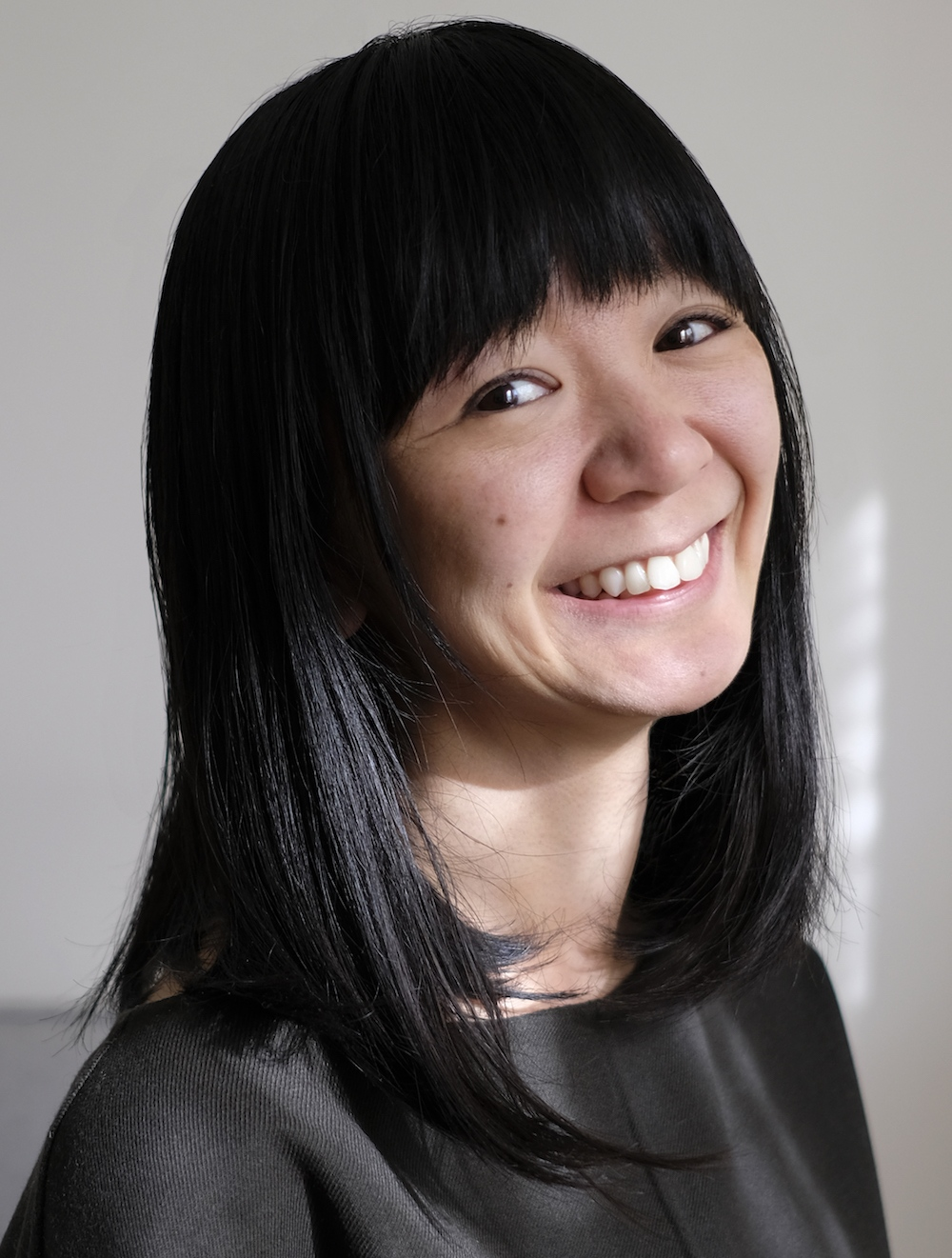 Let's celebrate our May Volunteer of the Month, Reina Takahashi