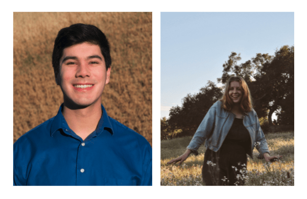 Our June Volunteers of the Month are also our Interns of the Year!